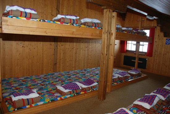 Pension Sonnenberg: Mehrbettzimmer
