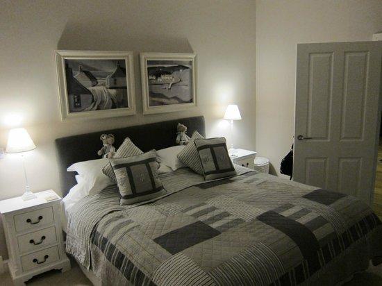 Dulas Bay B&B: Double bedroom