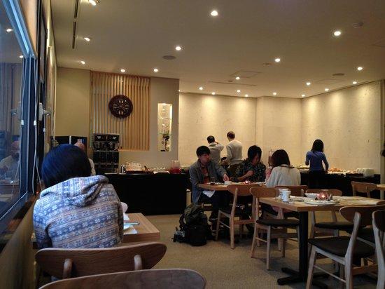 Doulos Hotel: Breakfast ok