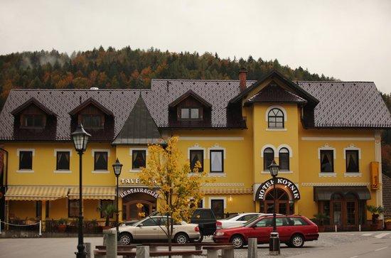 Hotel Kotnik, charming exterior