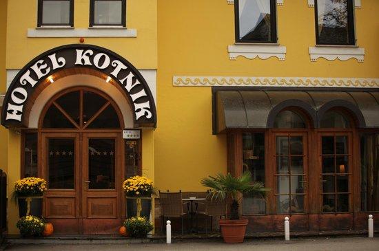 هوتل كوتنيك: Hotel Kotnik