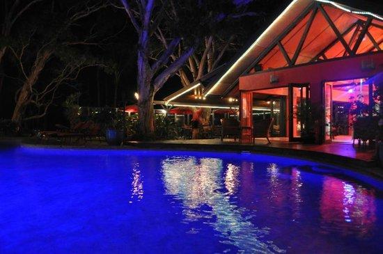 Turtle Cove Beach Resort: Turtle Cove Pool and Bar