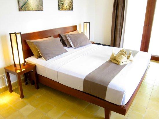 Battambang Resort: Our room