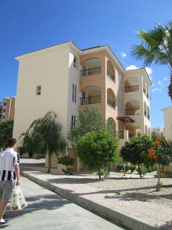 St. Nicolas Elegant Residence: Our apartment block