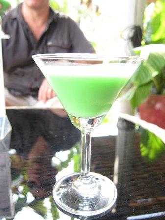 Battambang Resort: Complimentary cocktails