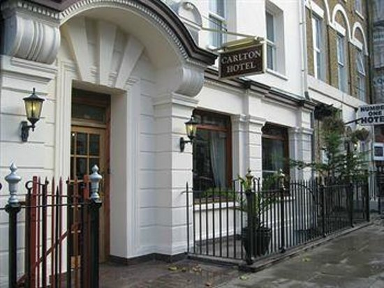 London Carlton Hotel : Excellent hotel