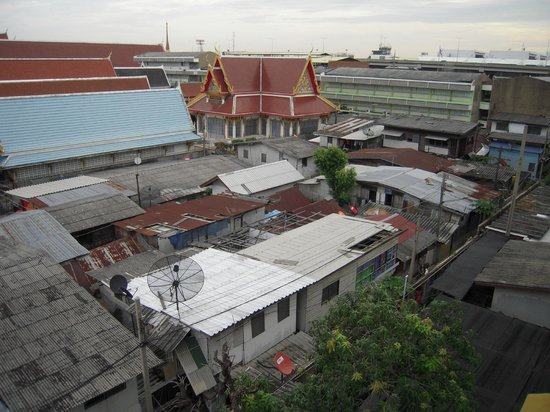 Amari Don Muang Airport Bangkok: View from our room