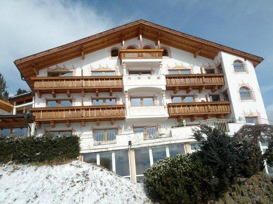 Hotel Lärchenhof: Alle Zimmer mit Balkon