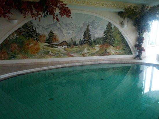 Hotel Lärchenhof: Schwimmbad