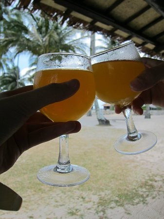 Loola Adventure Resort: Welcome Drink