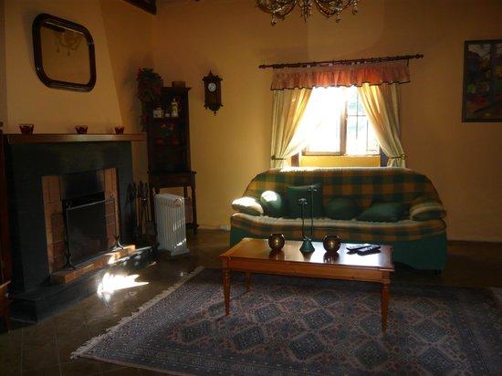 Casa El Zumacal Wohnzimmer