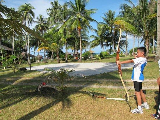 Loola Adventure Resort: Archery
