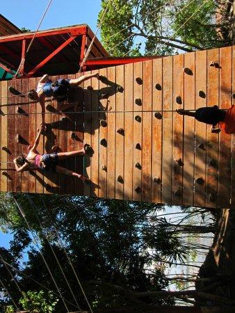 Loola Adventure Resort: Rock Climbing
