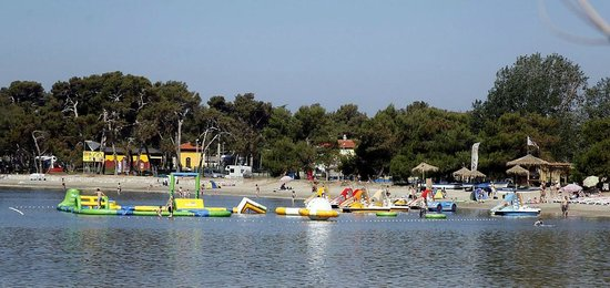 Vanga: Strand, ca. 200 m entfernt