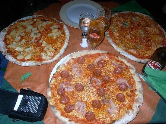 Pizzeria La Tartaruga : A que apetece?