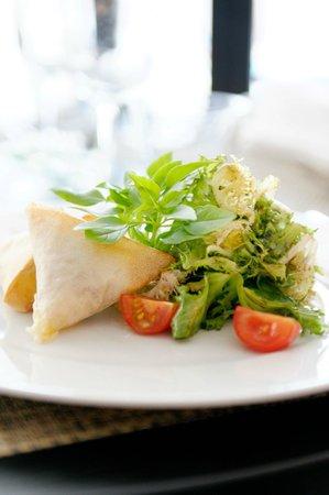 Albert Cafe : La cuisine du restaurant Albert Café à Marseille sur les hauteurs de la Corniche