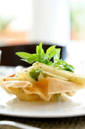 Albert Cafe : La cuisine du restaurant Albert Café à Marseille Bompard