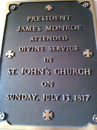 St. John's Episcopal Church: So historical