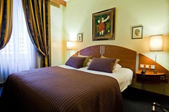 Hotel Admiral Geneva: Superior room