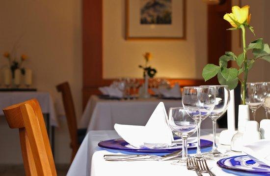 Hotel Freihof : Lassen Sie sich und Ihren Gaumen von unseren regionaltypischen bis gehobenen Küche verwöhnen