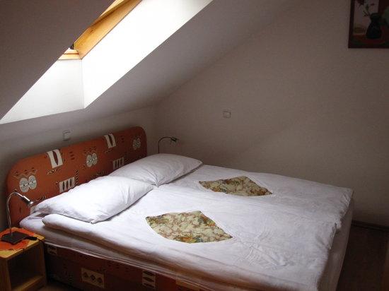 Accommodation Resman Bohinj: Small room