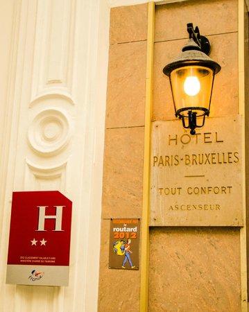 hotel paris bruxelles frankrike omd men och prisj mf relse tripadvisor. Black Bedroom Furniture Sets. Home Design Ideas