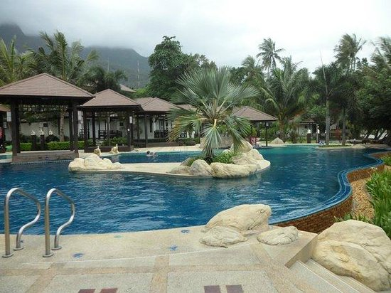 Kacha Resort & Spa, Koh Chang: Beach Pool