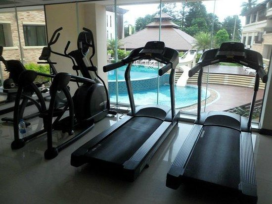 Kacha Resort & Spa, Koh Chang: GYM