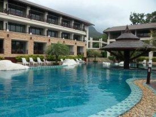 Kacha Resort & Spa, Koh Chang: Hillside Pool
