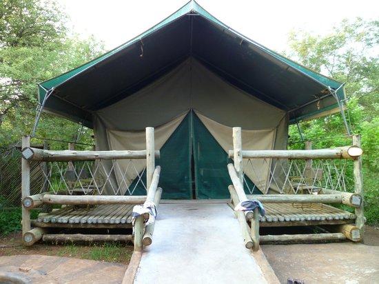 Jackalberry Ridge: Our Friends Tent No 21