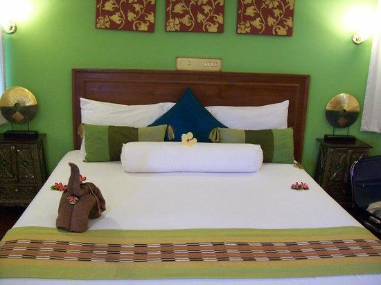 Viva Vacation Resort: Zimmer bei Ankunft