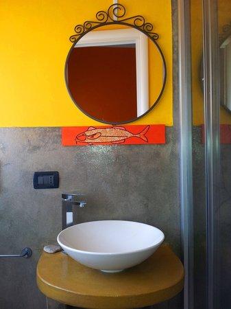 B&B Montecarlo: Brazil Bathroom