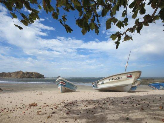 Hotel Lagarta Lodge: Playa Pelada