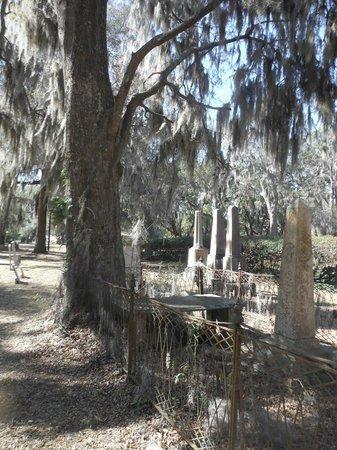 City Loft Hotel: Old graveyard