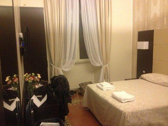 Laterani Suite: la nostra camera
