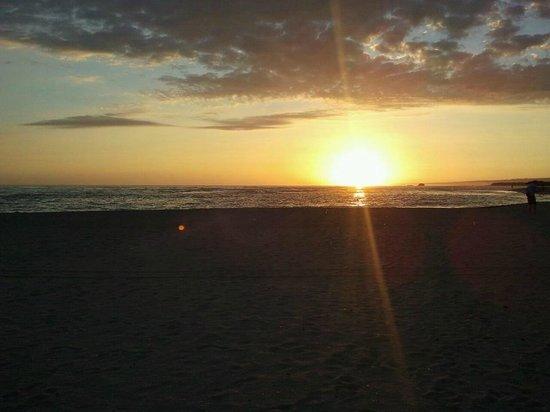 Grand Paradise Playa Dorada: lever du soleil