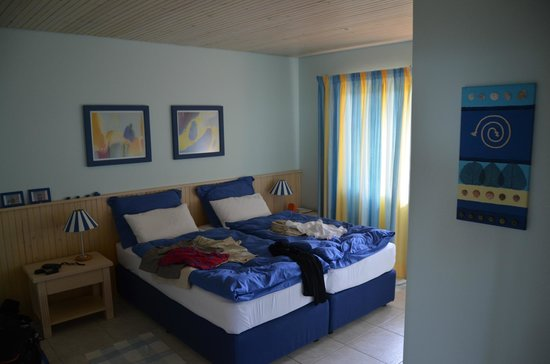 Cintsa Lodge: Chalet Luca , one of two Bedrooms