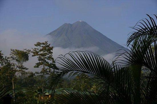 Arenal Manoa Hotel: Arenal Volcano