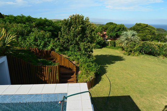 Cintsa Lodge: Garden- and Ocean-View