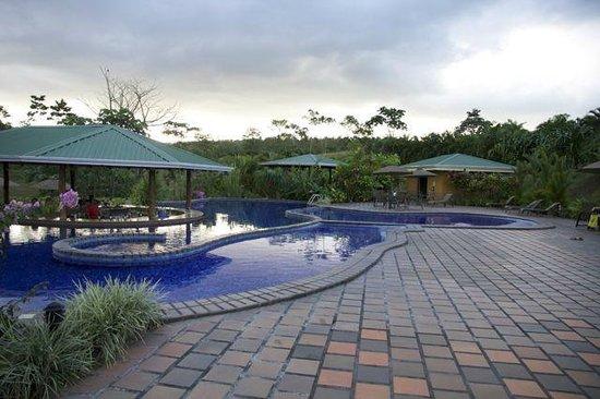 Arenal Manoa Hotel: Main Pool