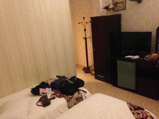 Luan Vu Hotel: room