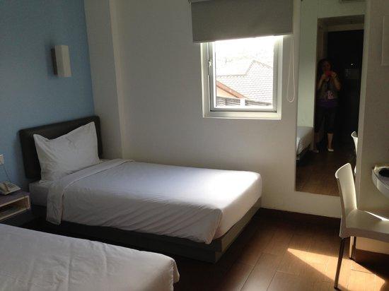 Amaris Hotel Cimanuk: Beds