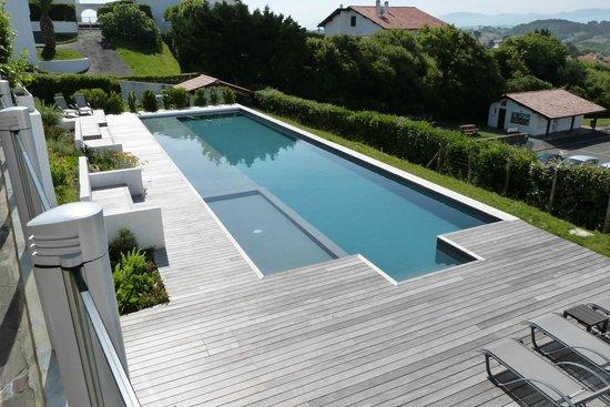 Hotel Itsas Mendia: Espace piscine