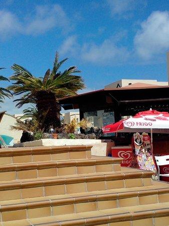 Alisios Playa : Bar