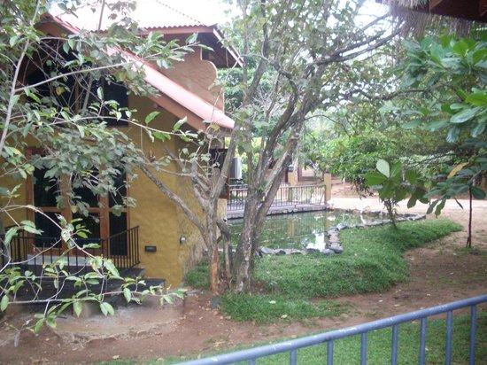 Elephant Safari Hotel: BUNGALOW