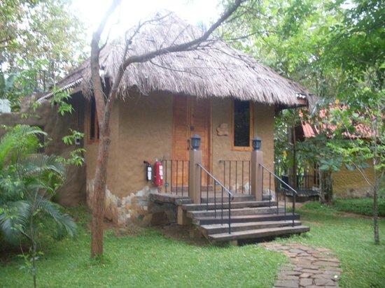 Elephant Safari Hotel: NOTRE CHAMBRE
