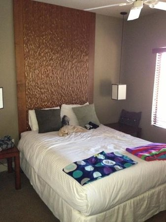 WorldMark Phoenix - South Mountain Preserve: 2nd bedroom