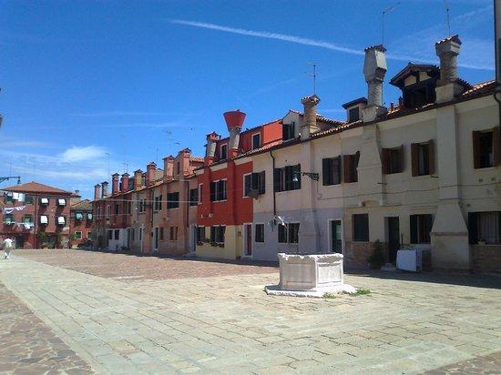 La Giudecca : будний день в квартале Giudecca