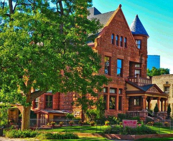 Capitol Hill Mansion Bed Breakfast Inn Denver Co