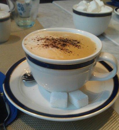 Cityden Museum District City Suites: Замечательный кофе за завтраком